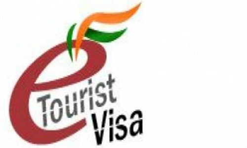 Around 347.5% of rise in arrival of tourists on E-Tourist Visa last month