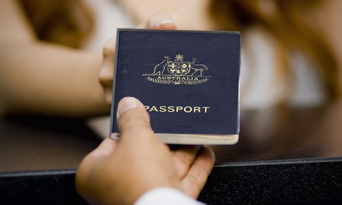 Australia border force cancels the visa background check after the outrage