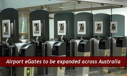 Australia decks up to introduce eGates