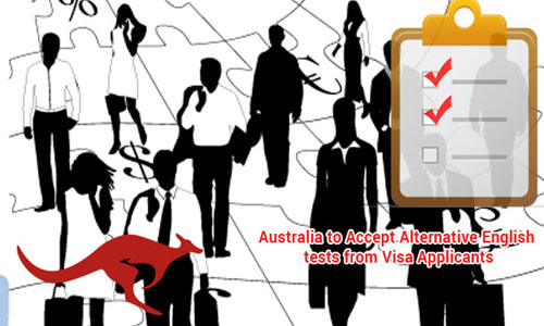 Australia considers TOEFL iBT, PTE Academic scores of visa applicants from November 2014