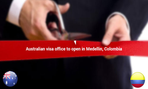 Australian Government set to open office to process visas to Colombia