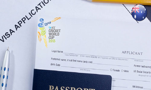 Rise in Australian visa applications for 2015 World Cup