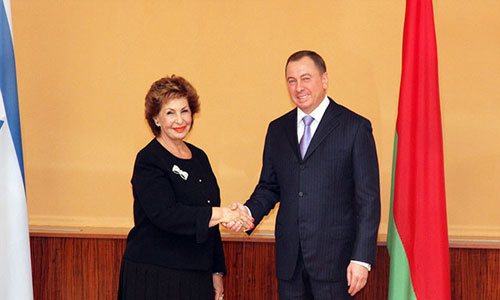 Israel and Belarus deal on free visa tours to enter into force