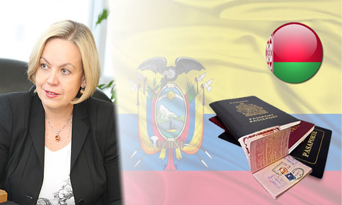 Belarus approves visa exemption agreement with Ecuador