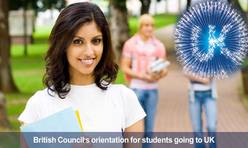 British council to conduct pre-departure orientation for students