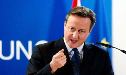 Cameron - Immigration forced Britons to reject EU
