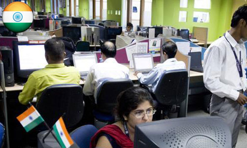 Indian firms dominate H-1B use, despite the visa lottery
