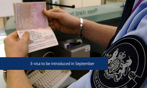 China set to roll out electronic visa programme