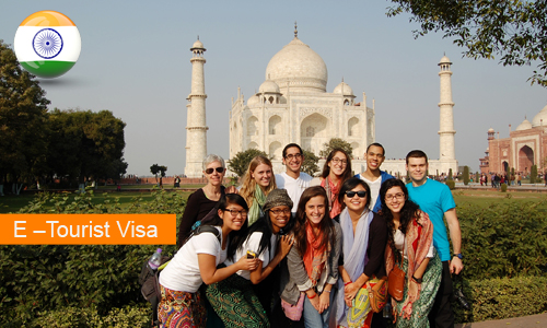 Indian Government has revised fee for E -Tourist Visa