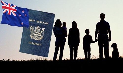 Record number of immigrants entered New Zealand