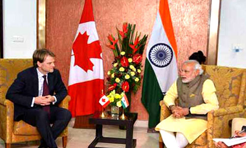 PM Modi is expected to extend VoA facility to Canada