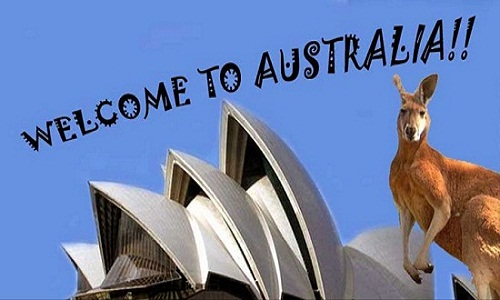 Indian tourists in large numbers are visiting Australia