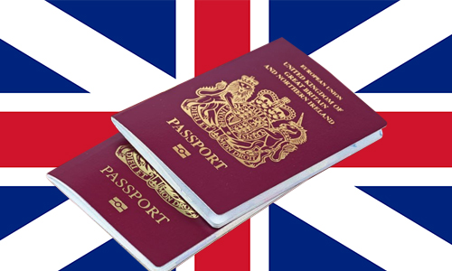 Millions of British citizens could face passport woes over traveling to the US