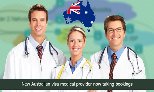BUPA begins to accept bookings for health assessments of visa applicants in Australia