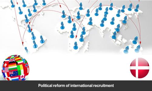 Denmark new changes to international recruitment