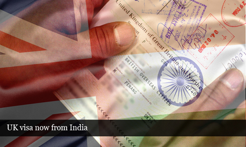 Bangladesh nationals to get UK visa from India