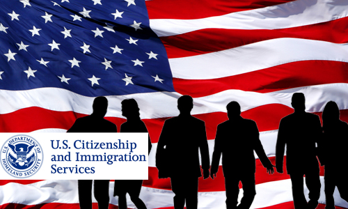 USCIS says that the immigrants should view the site for dates of their Green Card