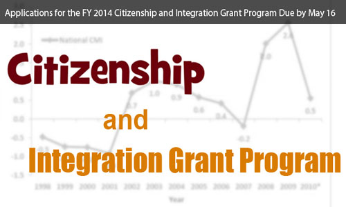 USCIS announces Citizenship Integration Grant Program