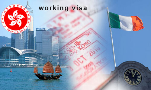 Hong Kong doubles the quota of working visa for Irish people