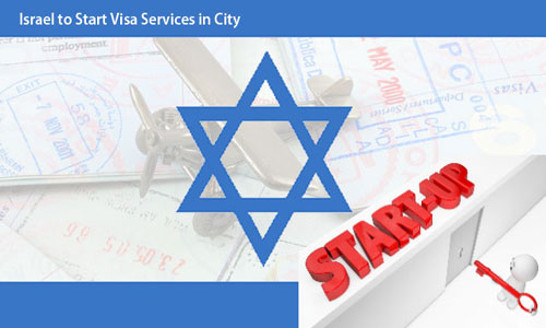 Israel to start issuing its visa services in Bangalore