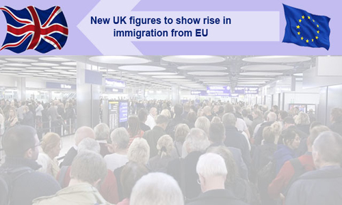 UK will likely face increased immigration from different regions