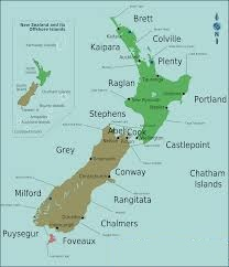 New Zealand has a good weather outlook for the rest of the year!