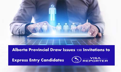 Alberta Provincial Draw Issues 150 Invitations to Express Entry Candidates
