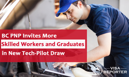 BC PNP Invites More Skilled Workers and Graduates in New Tech-Pilot Draw 12