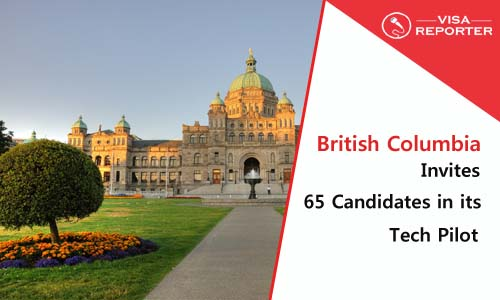 British Columbia invites 65 candidates in its Tech Pilot