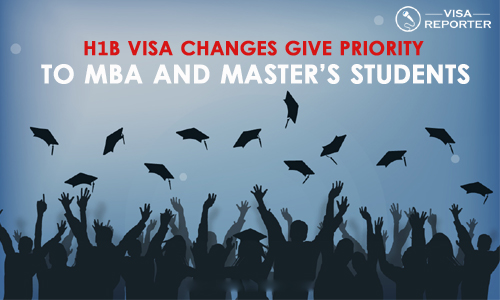 H1B Visa Changes Give Priority to MBA and Master