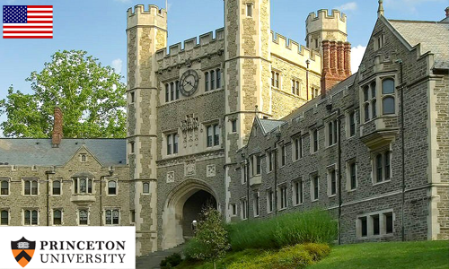 India is an increasing source of talent for the US Princeton University