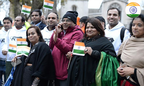India tops the list of nations of immigrants to the UK