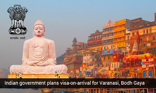 Foreigners to avail visa-on-arrival for Varanasi