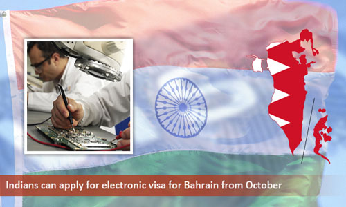 Bahrain announces extension of online visa facilities for Indians