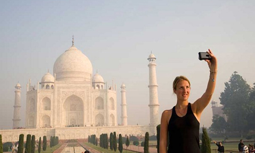Modi foreign visits and roll out of e-visa raises tourist inflow in the country