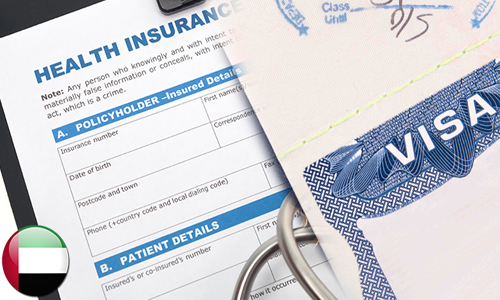 Madatory health insurance for new visa and renewals in dubai