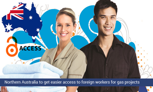 Foreign workers to be accessed easily by employers of Northern Territory