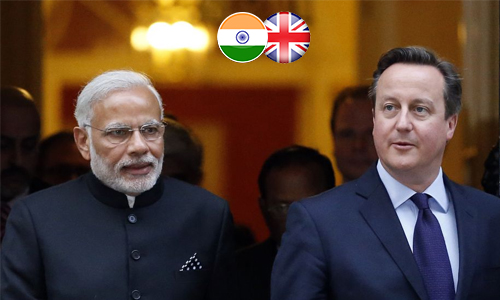 Indian PM has raised issues related to student visa with UK PM