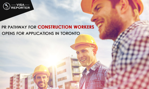 PR Pathway for Construction Workers Opens for Applications in Toronto