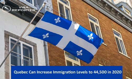 Quebec Can Increase Immigration Levels to 44,500 in 2020