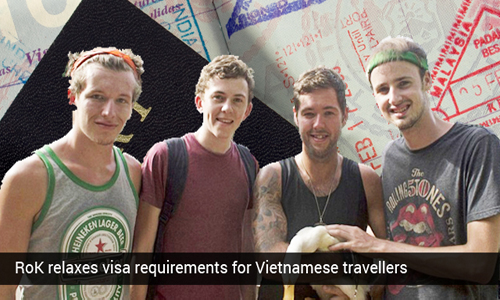 South Korea simplifies visa requirements for Vietnam travelers