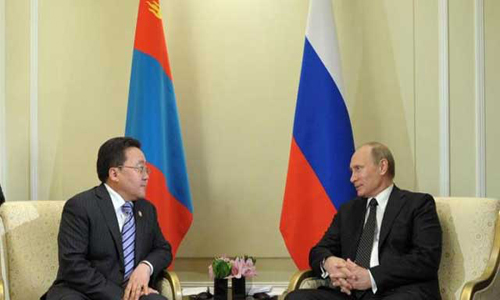 Russia and Mongolia to switch to simplified visa norms