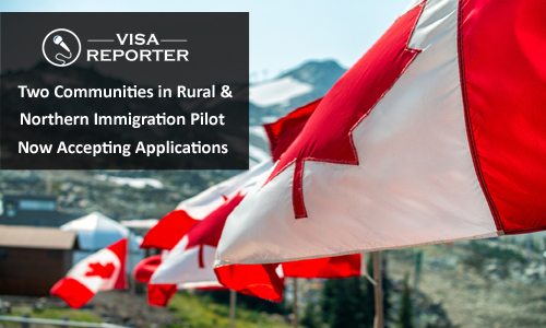 Two Communities in Rural and Northern Immigration Pilot Now Accepting Applications