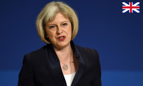 Britain's Home Secretary promises abolition of Immigration and Asylum reform