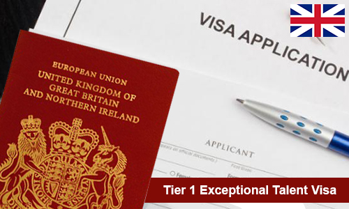 Fashion Designers can seek Tier 1 Exceptional Talent Visa