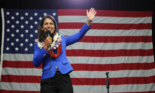 US to implement new migration policies: Tulsi Gabbard