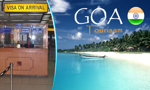 VoA Facility Increases Number of Tourists to Goa