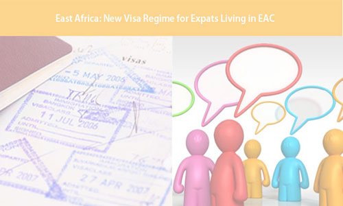 Shared East Africa Tourist Visa for Rwanda, Kenya and Uganda, soon