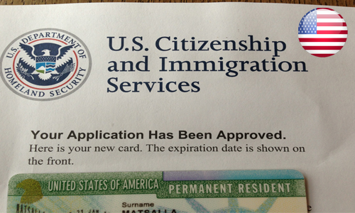 Less Indians got the Green Cards through EB-5 programs compared to Chinese nationals