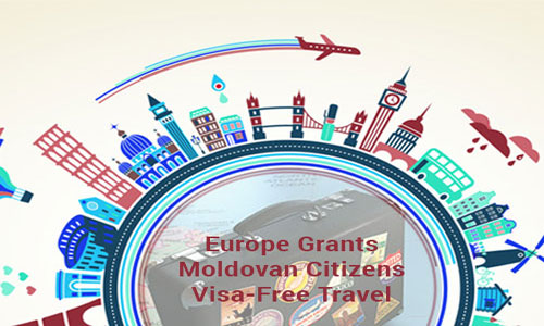 Europe visa free travel Moldova